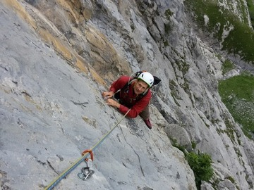 Entdeckung (preis pro person): Climbing in Central Switzerland