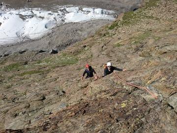 Esperienza (prezzo per gruppo): Climbing around Verbier
