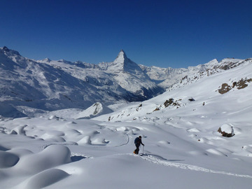 Private Experience (price per group): Ski Touring / Skitouren
