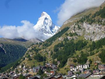 Experience (price per group): Matterhorn climb / Matterhorn Besteigung
