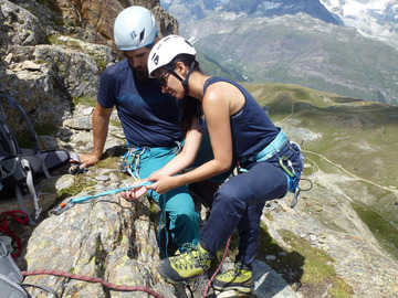 Experience (price per group): Climbing Training / Kletterkurs
