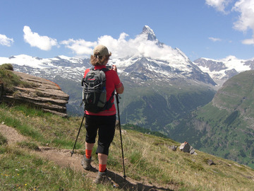 Experience (price per group): Hiking / Wandern