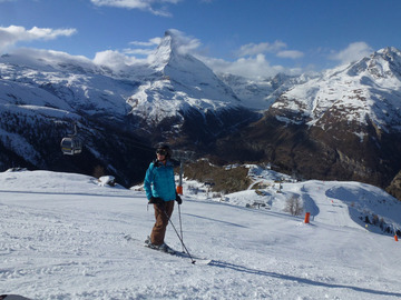 Experience (price per group): Private Ski Lessons / Privat Skiunterricht