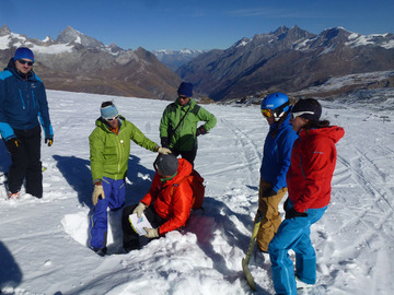Experience (price per group): Avalanche Training / Lawinenkurs