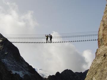Experience (price per person): Sentiero dei Fiori - Adamello