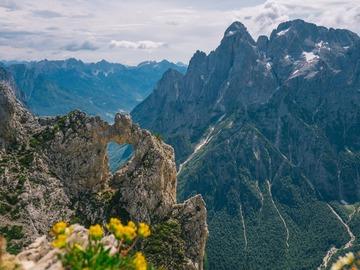 Social Experience (price per person): Nel Cuore delle Dolomiti - Il Cor di San Lucano