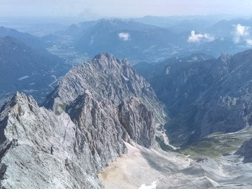 Experience (price per group): Zugspitze - Top of Germany