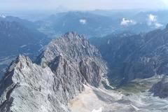 Esperienza (prezzo per gruppo): Zugspitze - Top of Germany