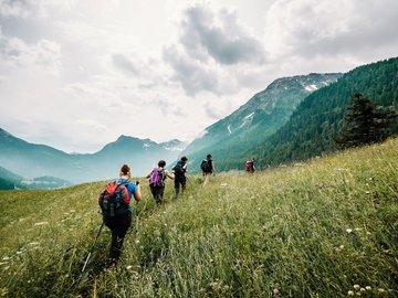 Experience (price per person): Sentiero dei Walser di Agaro