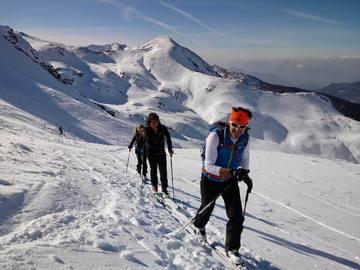 Entdeckung (preis pro person): Corso Sci Alpinismo