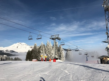 Social Experience (price per person): Ski lesson Port du Soleil: Morzine-Les Gets-Avoriaz (half day)