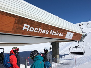 Experience (price per group): Ski private lesson in La Thuile - La Rosiere (half day)