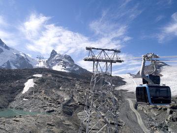 Social Experience (price per person): Ski lesson in Cervinia - Zermatt (half day)
