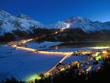 Esperienza (prezzo a persona): Ski lesson St. Moritz: Diavolezza-Corvatsch-Pontresina (half day)