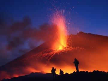 Experience (price per person): Trekking Crateri Sommitali Etna