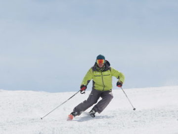 Experience (price per group): Private ski lesson in Val Thorens