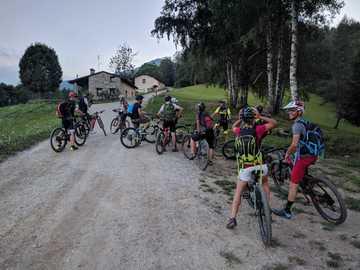 Social Experience (price per person): Mtb & Relax at Bike Park Tajarè!
