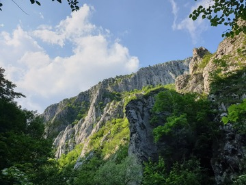 Experience (price per person): 2-days Rock climbing trip to Turda Gorge in Romania, Cluj-Napoca