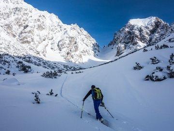 Experience (price per person): Skitour Obertauern