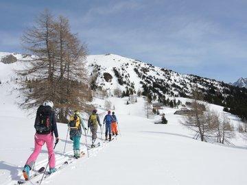 Esperienza Social (prezzo a persona): Skitouren Woche in Zederhaus