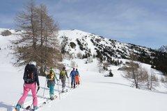 Social Experience (price per person): Skitouren Woche in Zederhaus