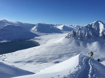 Adventure (price per person): Sci alpinismo in Islanda