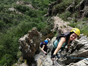 Experience (price per group): Via Ferrata degli Artisti