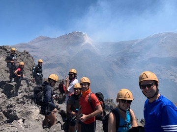 Experience (price per person): ETNA Crateri Sommitali