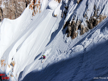 Experience (price per group): Freeride in Dolomiti