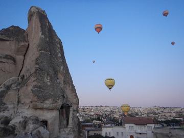 Adventure (price per person): Scialpinismo in Cappadocia