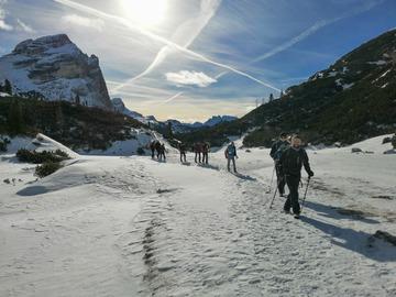 Experience (price per person): Due giorni in un'oasi di pace e silenzio nell'Alpe di Fanes