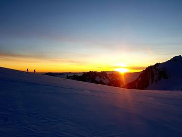 Adventure (prezzo per gruppo): Monte Bianco - Via Normale Italiana