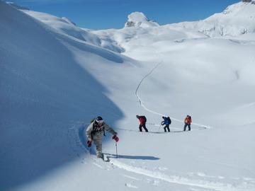 Experience (price per person): Freeride in Dolomiti (Attraversata delle Pale a Gares)