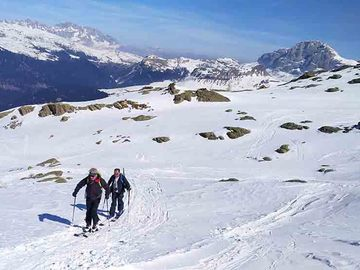 Adventure (price per person): Stage di Avvicinamento allo Scialpinismo