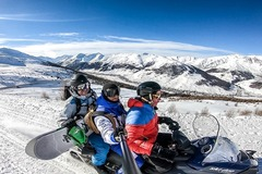 Experience (price per group): 4h GROUP FREERIDE ❄ EXPERIENCE in Livigno