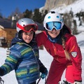 Experience (price per person): Full-day kids group ski lesson