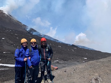 Experience (price per person): ETNA south Barbagal craters