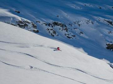 Experience (price per group): Freeride Monte Rosa
