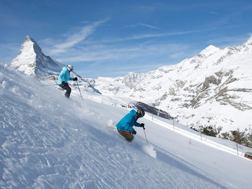 Experience (price per group): VIP UNLIMITED  - Full Day  Ski Guiding in Zermatt