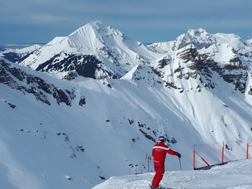 Experience (price per group): Full Day Freeride in Zermatt (Ski, Telemark)
