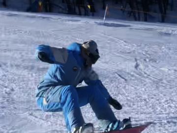 Experience (price per person): Private snowboard lesson in Cervinia