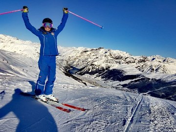 Experience (price per person): Private Ski lessons at Livigno