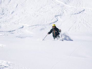 Experience (price per group): Off-Piste Skiing in Val Thorens (in group)