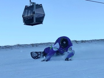 Experience (price per person): Learn to Snowboard