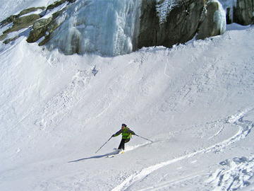 Adventure (price per person): Freeride al Passo del Tonale