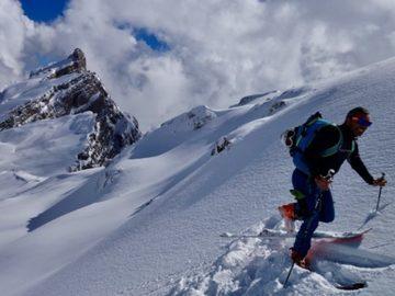 Avventura (prezzo per persona): Week-end di sci alpinismo nelle Dolomiti di Brenta