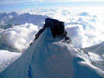 Experience (price per person): Monte Rosa - Capanna Margherita