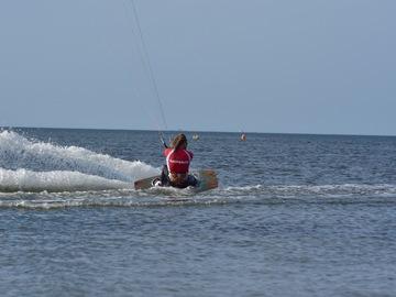 Experience (price per person): TRYKITE kitesurf test
