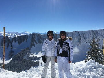 Richiesta: Ski instructor in St Jean D'Aulps 15 - 20 march