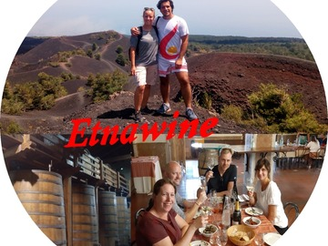 Experience (price per person): Etnawine